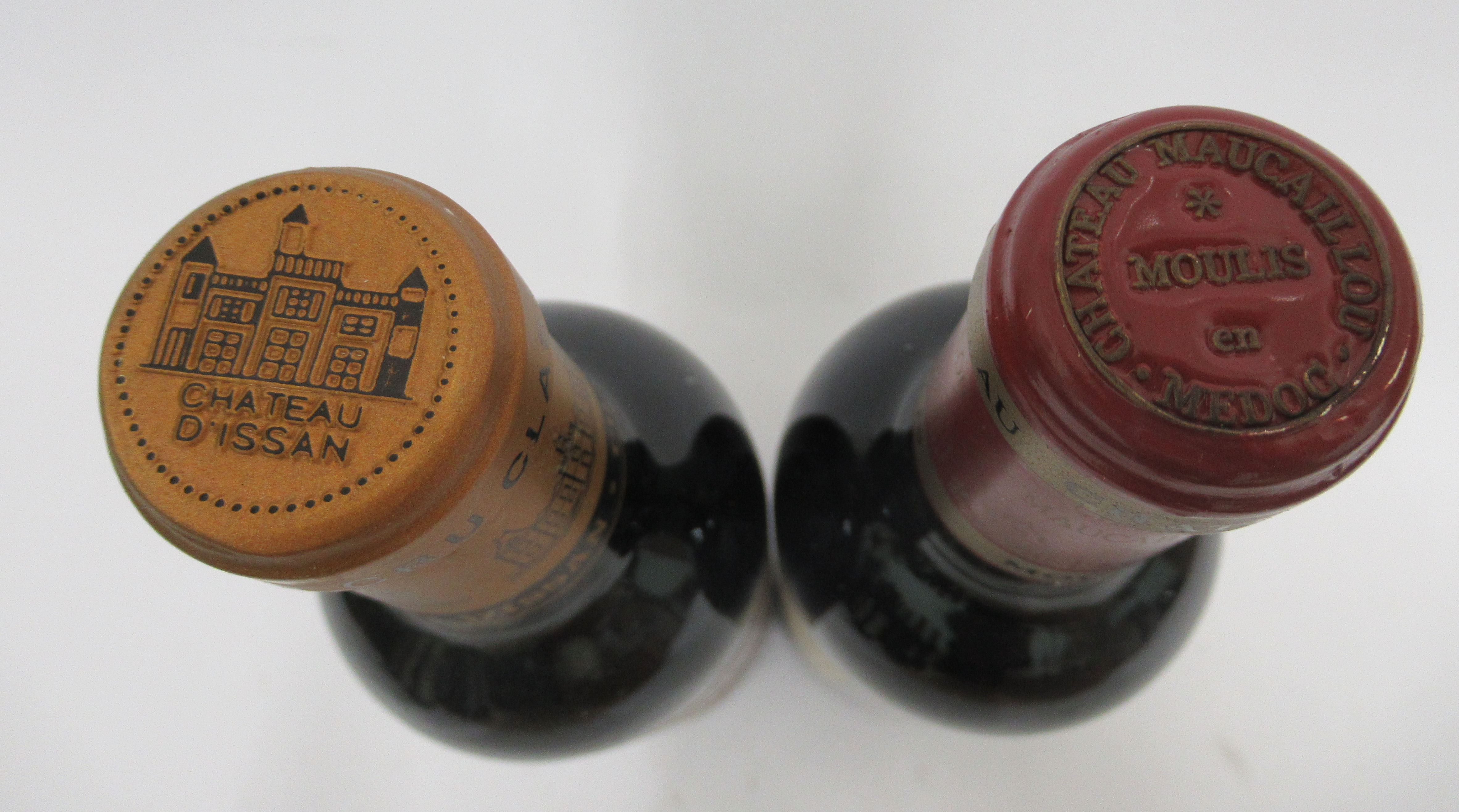 Wine, eight half bottles, viz. two 2004 Chateau D'Issan; two 1999 Chateau Potensac; two2004 - Image 3 of 4