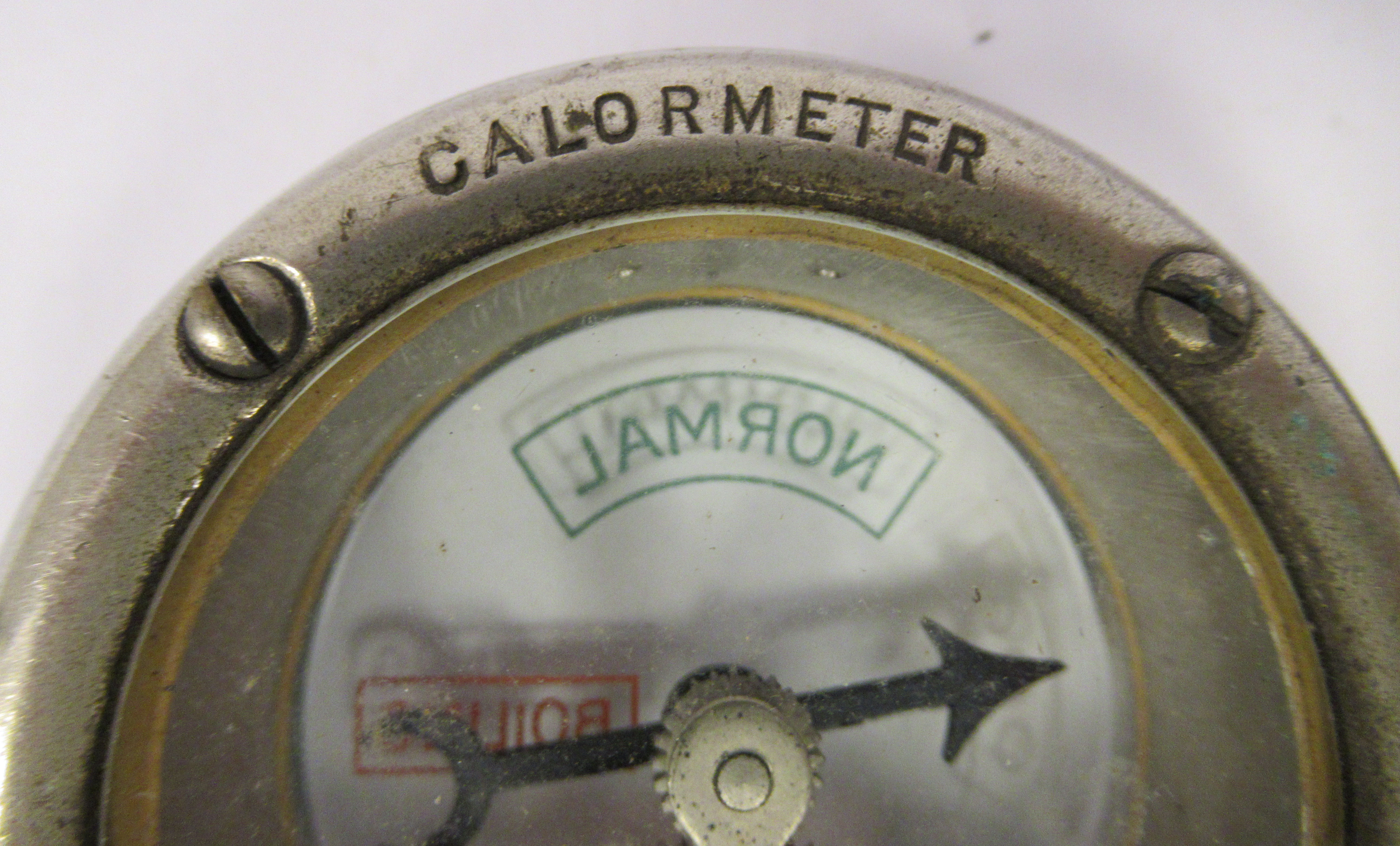 Five early 20thC Continental European coloured enamel motoring related badges; and a car mascot - Image 3 of 7