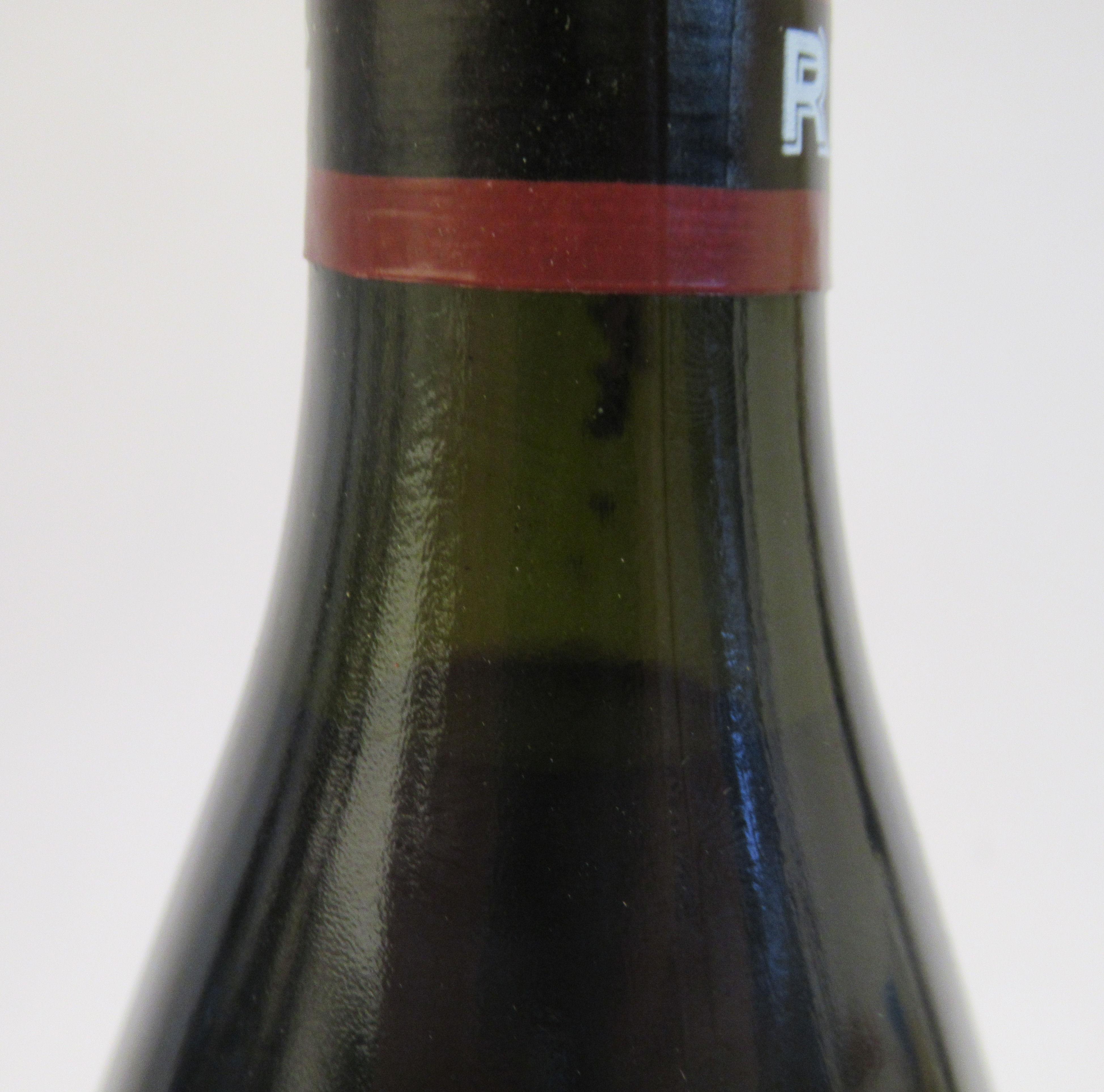 Wine, a bottle of 1996 Richebourg Domaine De La Romanee-Conti (bottle number 04820) - Image 2 of 3