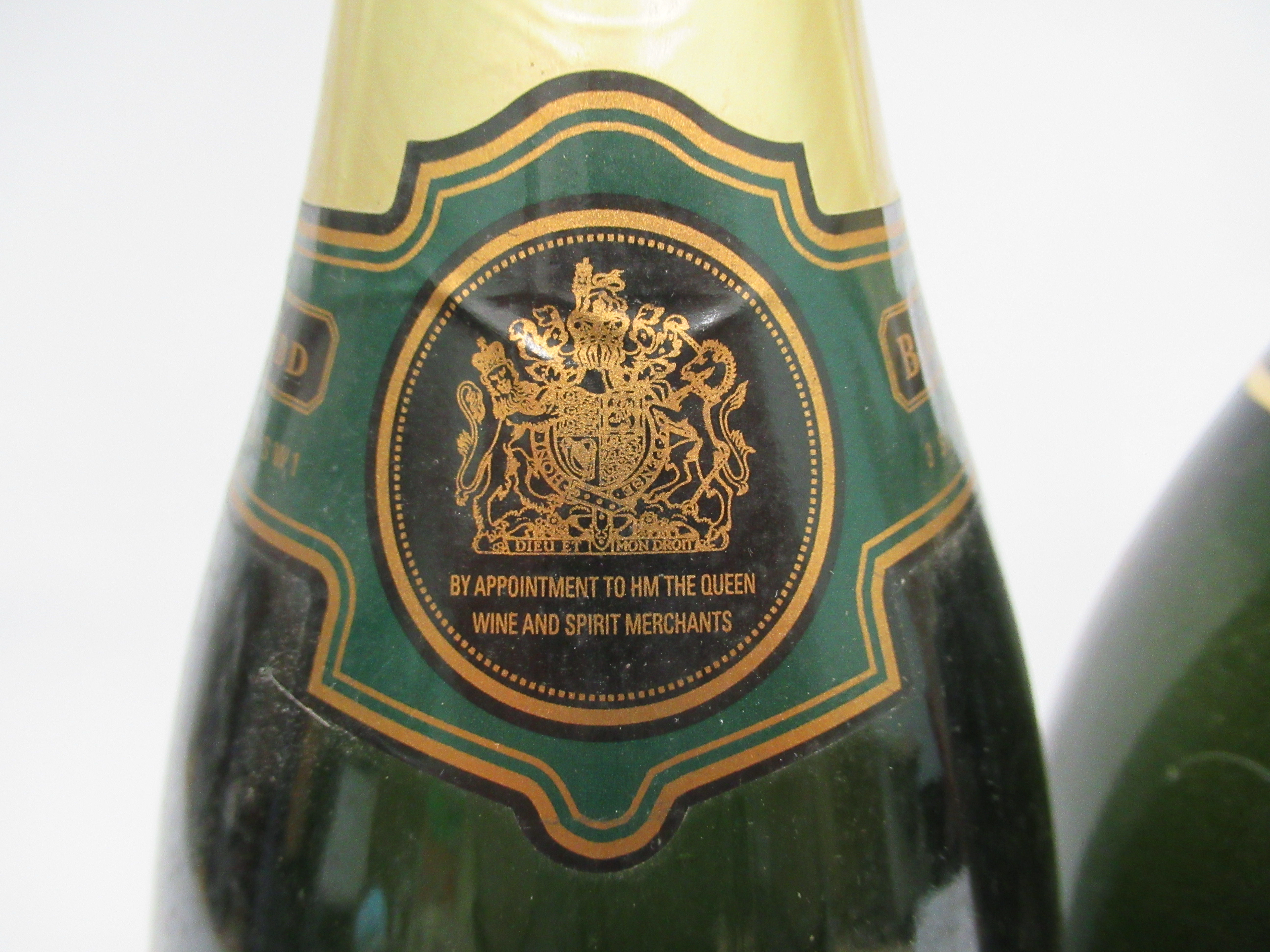 Wine, two Magnums of Champagne, viz. a Berry Bothers & Rudd; and a Le Mesnil Grand Cru - Image 2 of 4