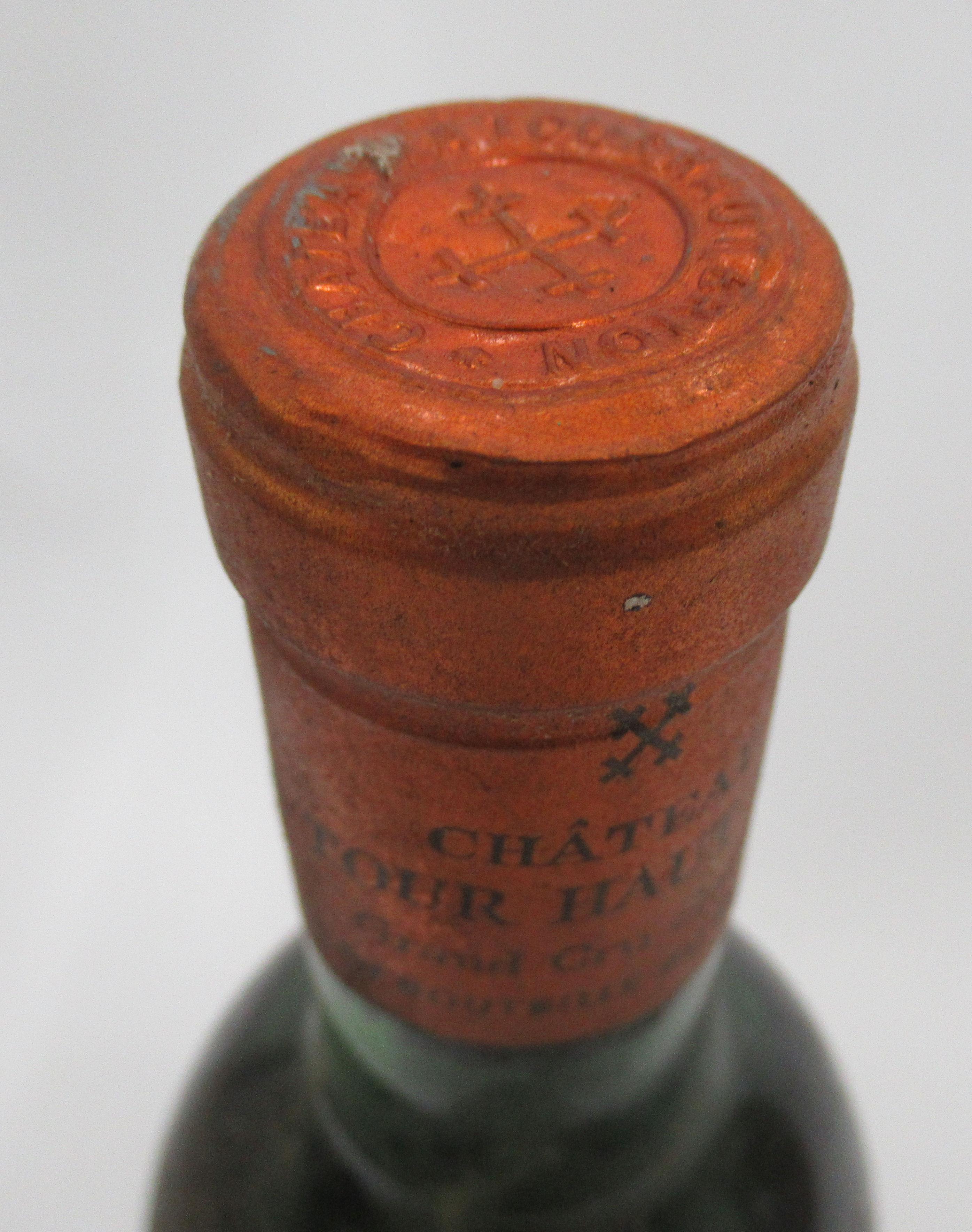 Wine, three bottles of 1971 Chateau La Tour Haut Brion - Image 2 of 2