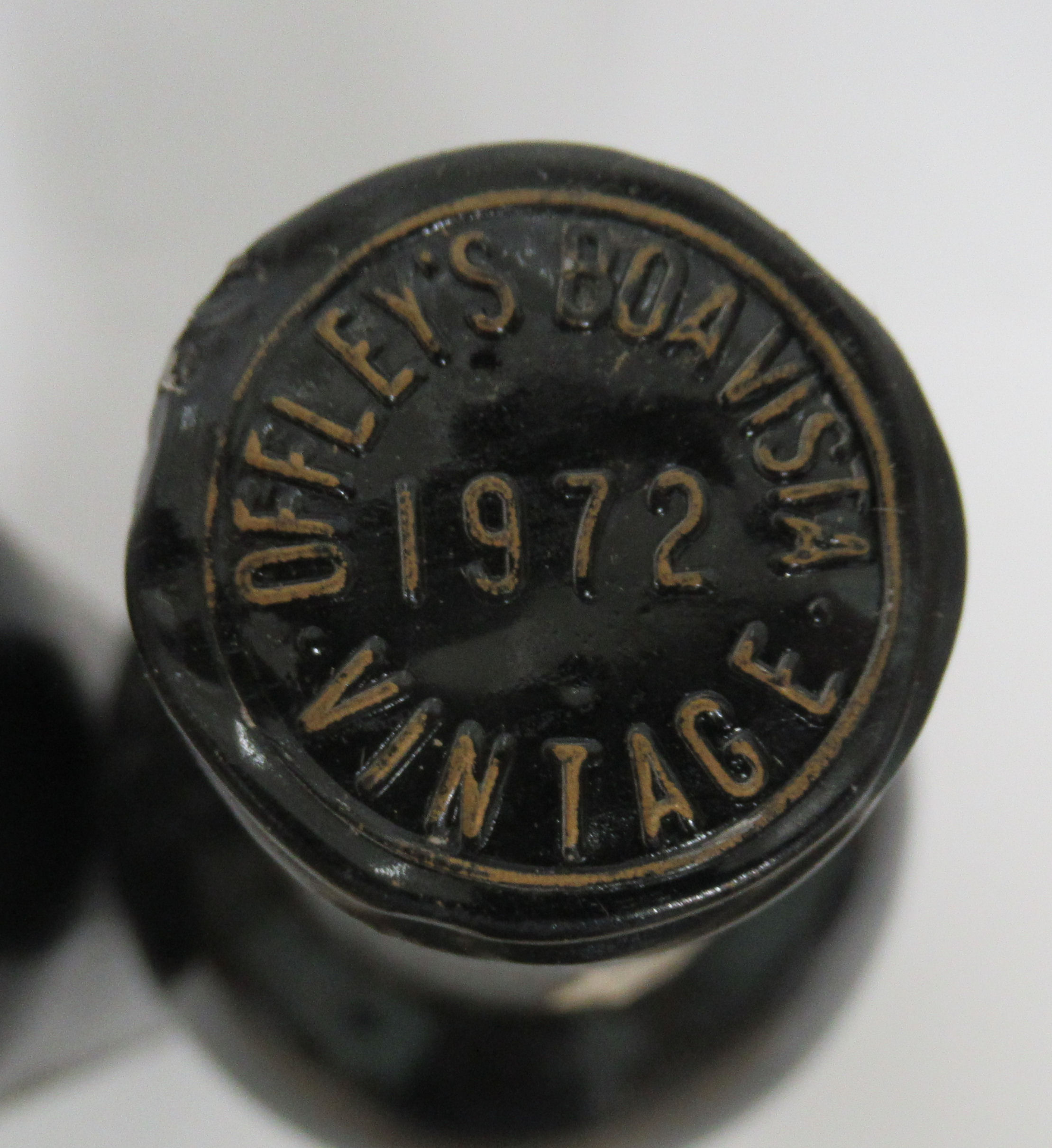 Wine, three bottles of Offley Vintage Port 1970, 1972 & 1977 - Image 4 of 4