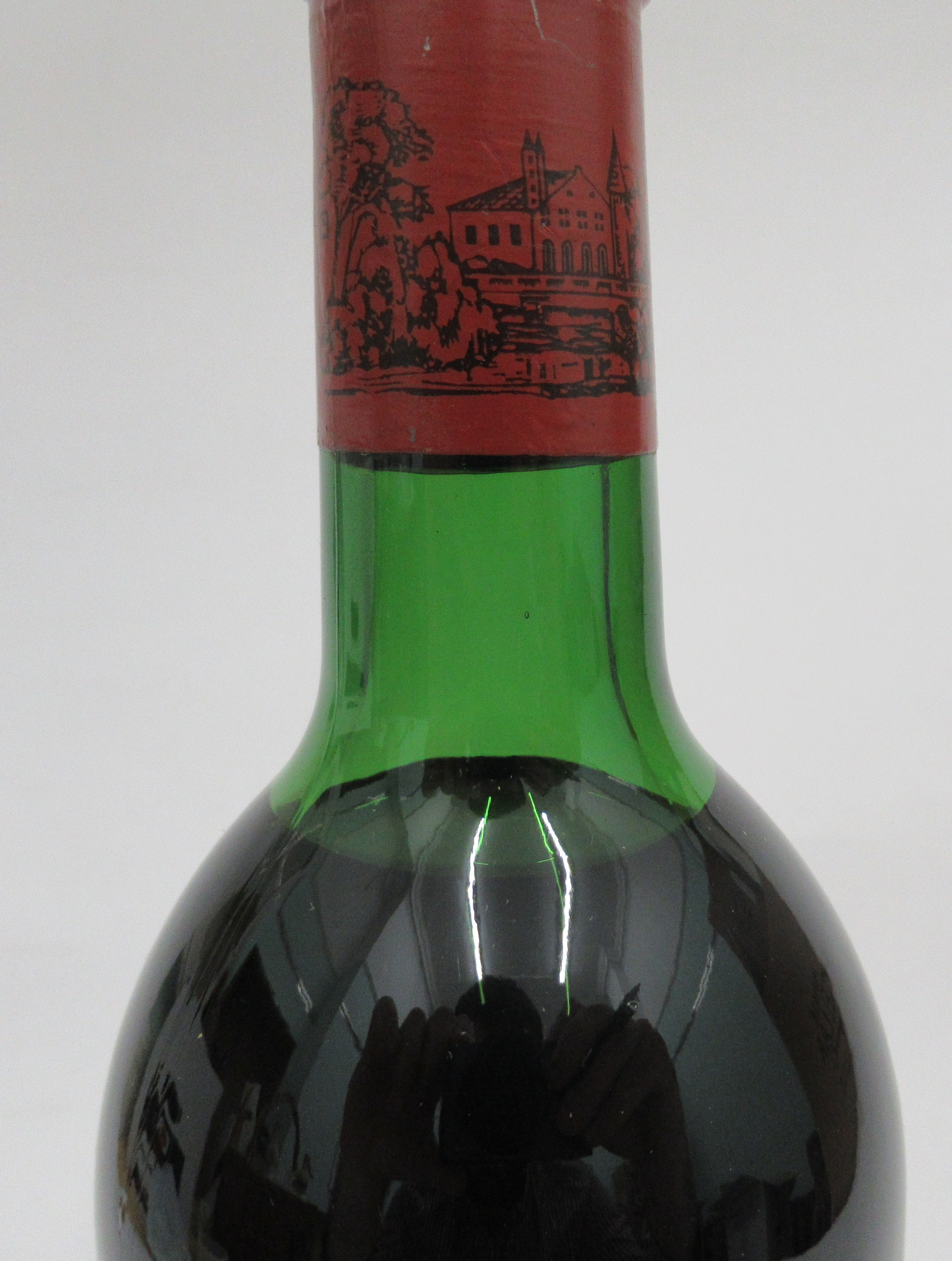 Wine, a bottle of 1983 Chateau Lafite Rothschild - Image 2 of 3