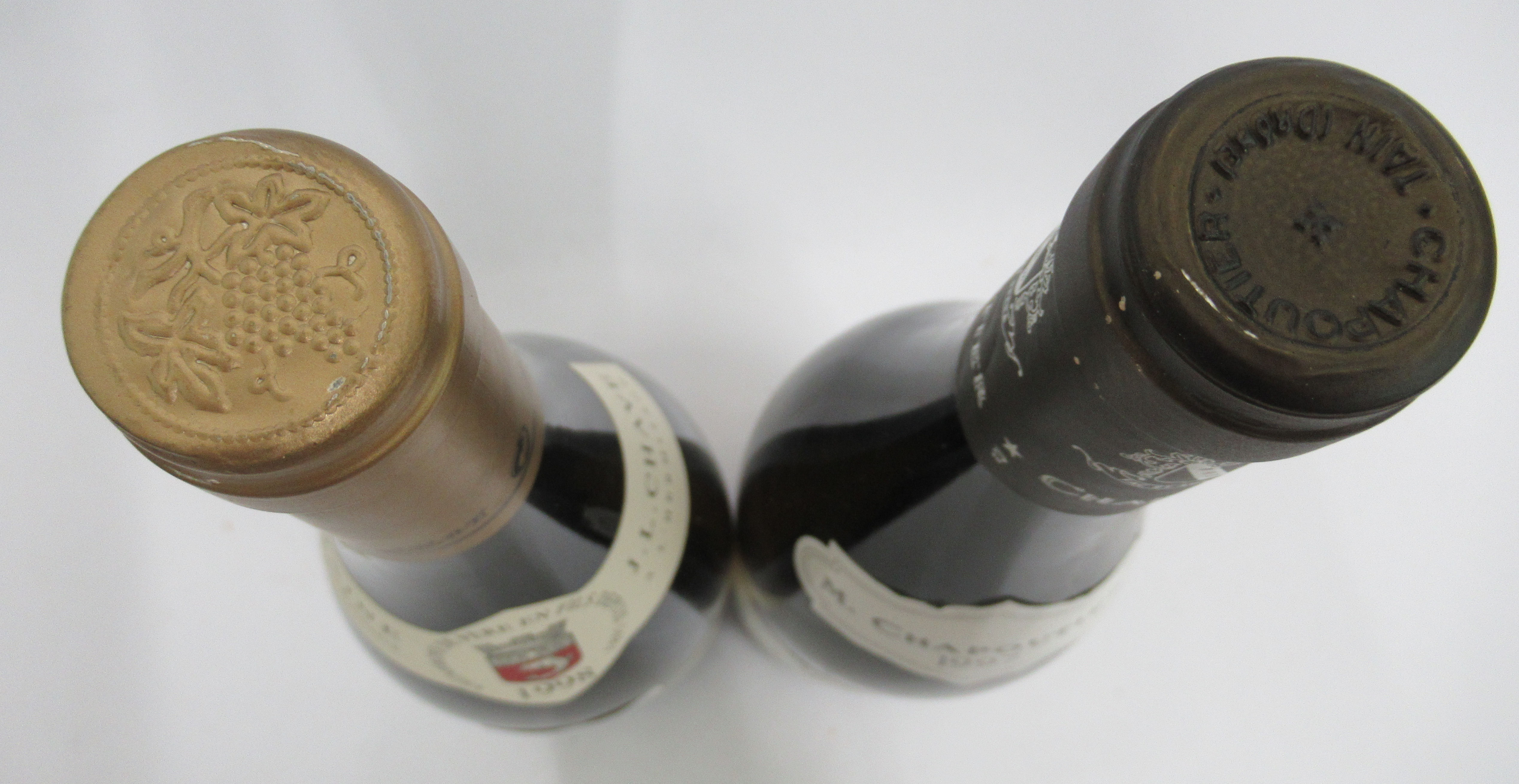 Wine, viz. a 1998 Hermitage Domaine Jean-Louis Chave; a 2000 Hermitage; and a 1997 Chante-Alouette - Image 3 of 4
