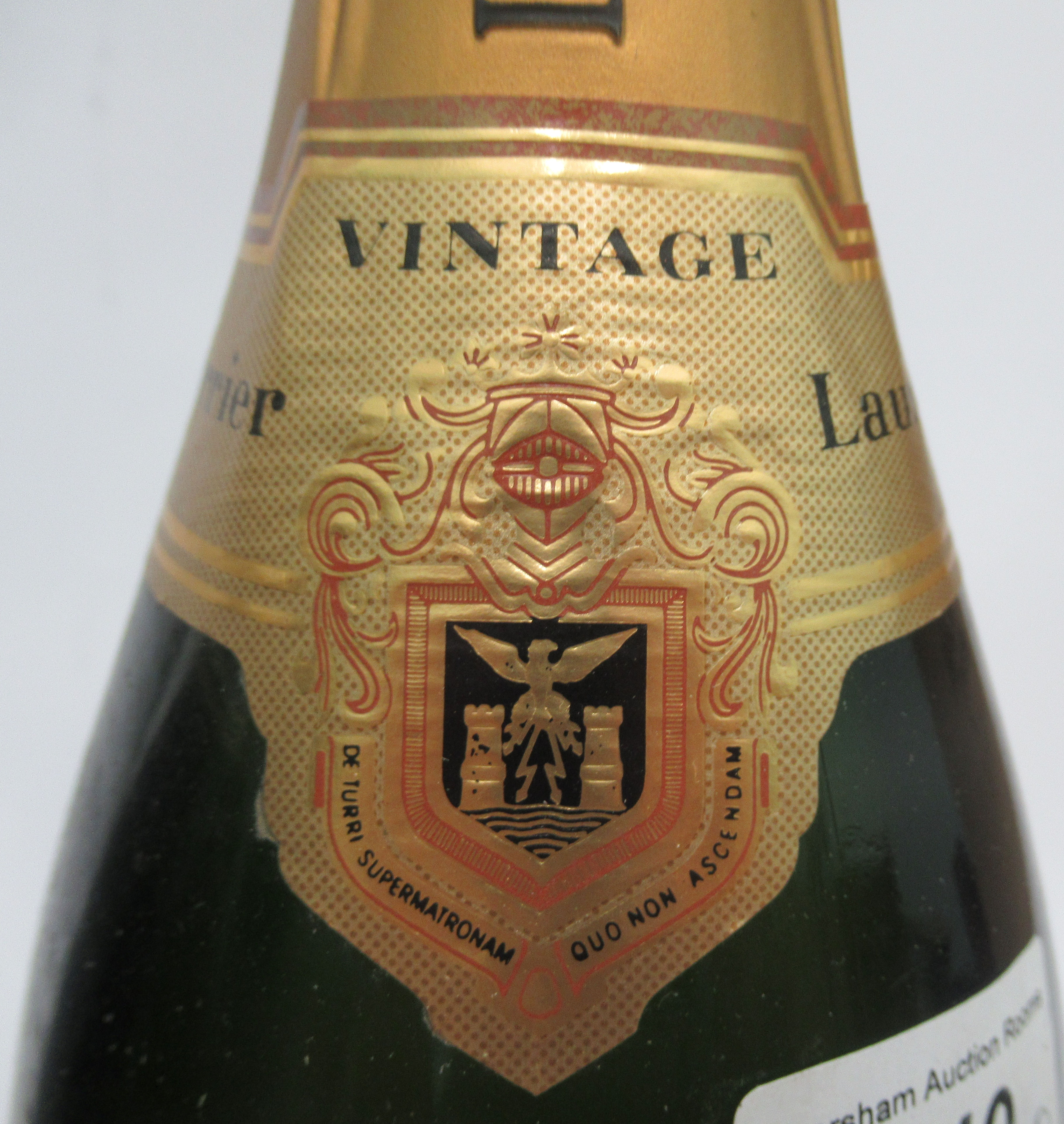 Wine, two magnums of Champagne, viz. a 1990 Laurent Perrier; and a Pol Roger Extra Cuvee Reserve - Image 3 of 4