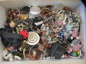 Costume jewellery: to include bracelets and necklaces