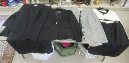 Ladies designer clothing: to include examples by Gloria Estelles, Marina Rinaldi and