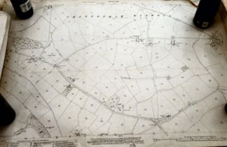 Ordnance Survey maps (rolled) 1250 & 2500 scales