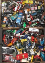 Uncollated diecast model vehicles: to include sports cars, emergency services and convertibles