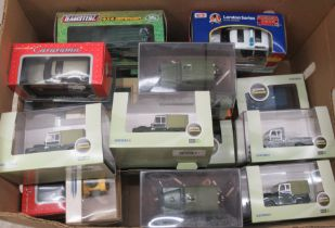 Uncollated, boxed, diecast model vehicles, some James Bond 007 related with examples by Corgi,