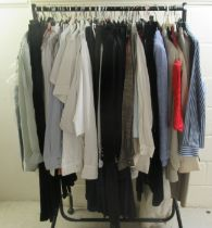 Ladies fashion: to include an Aquascutum blazer approx. size 10