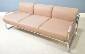 Rodney Kinsman for OMK Design Ltd: a 1970's T3 three-seater sofa.