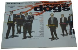 """Movie Poster - Reservoir Dogs""""."""