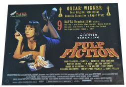 Movie Poster - Pulp Fiction.