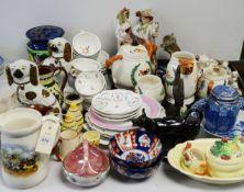 Household ceramics.