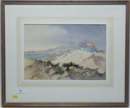 Allan Smith - watercolour.