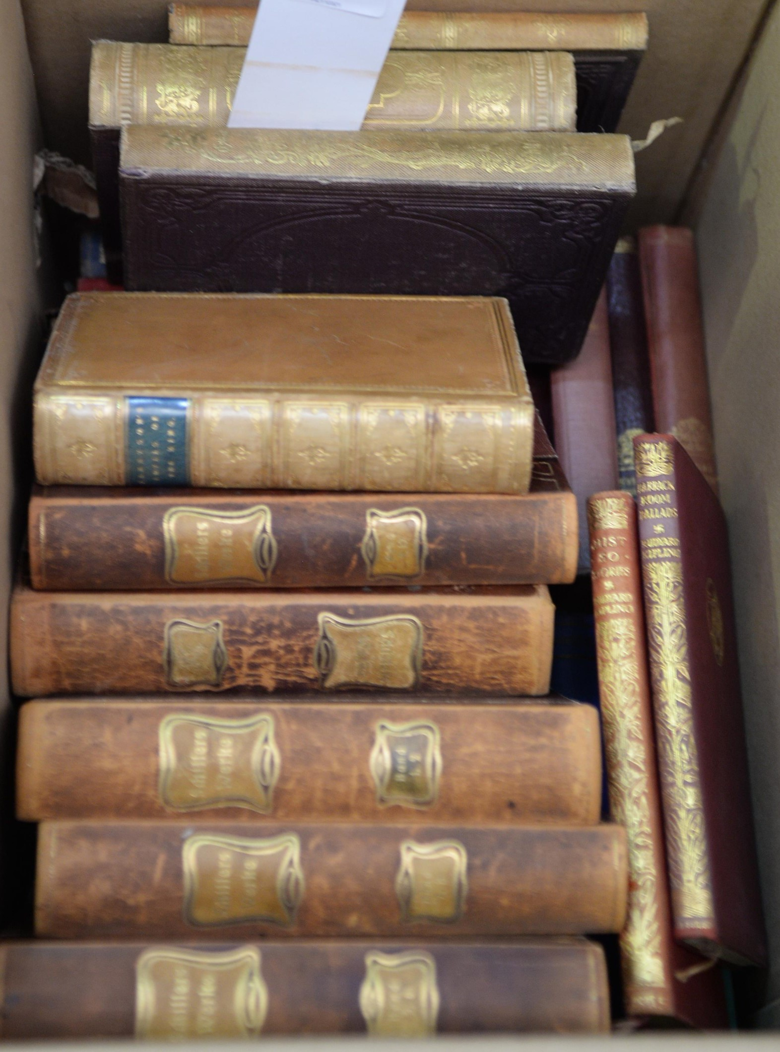 General Literature, novels, classics and poetry, various authors. - Image 4 of 4