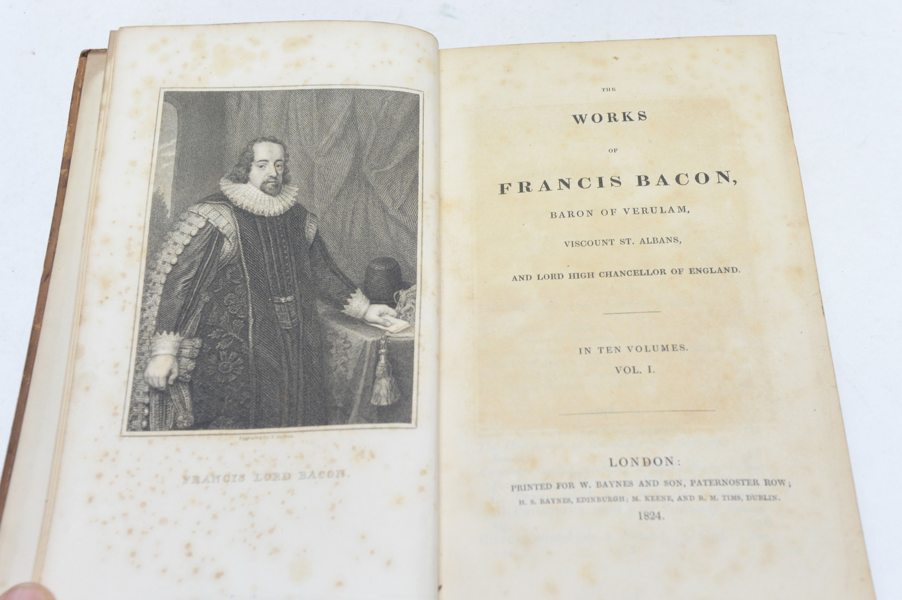 Bacon (Francis) The Works Of. - Image 2 of 2