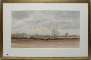 Yvonne Hawker - watercolour.