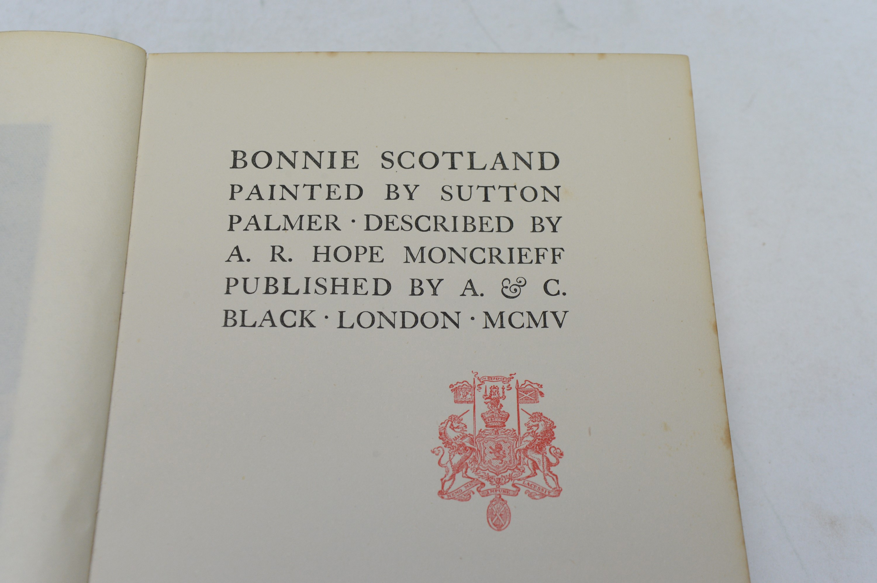 Muirhead (Findlay) and other Authors on Britain. - Image 2 of 3