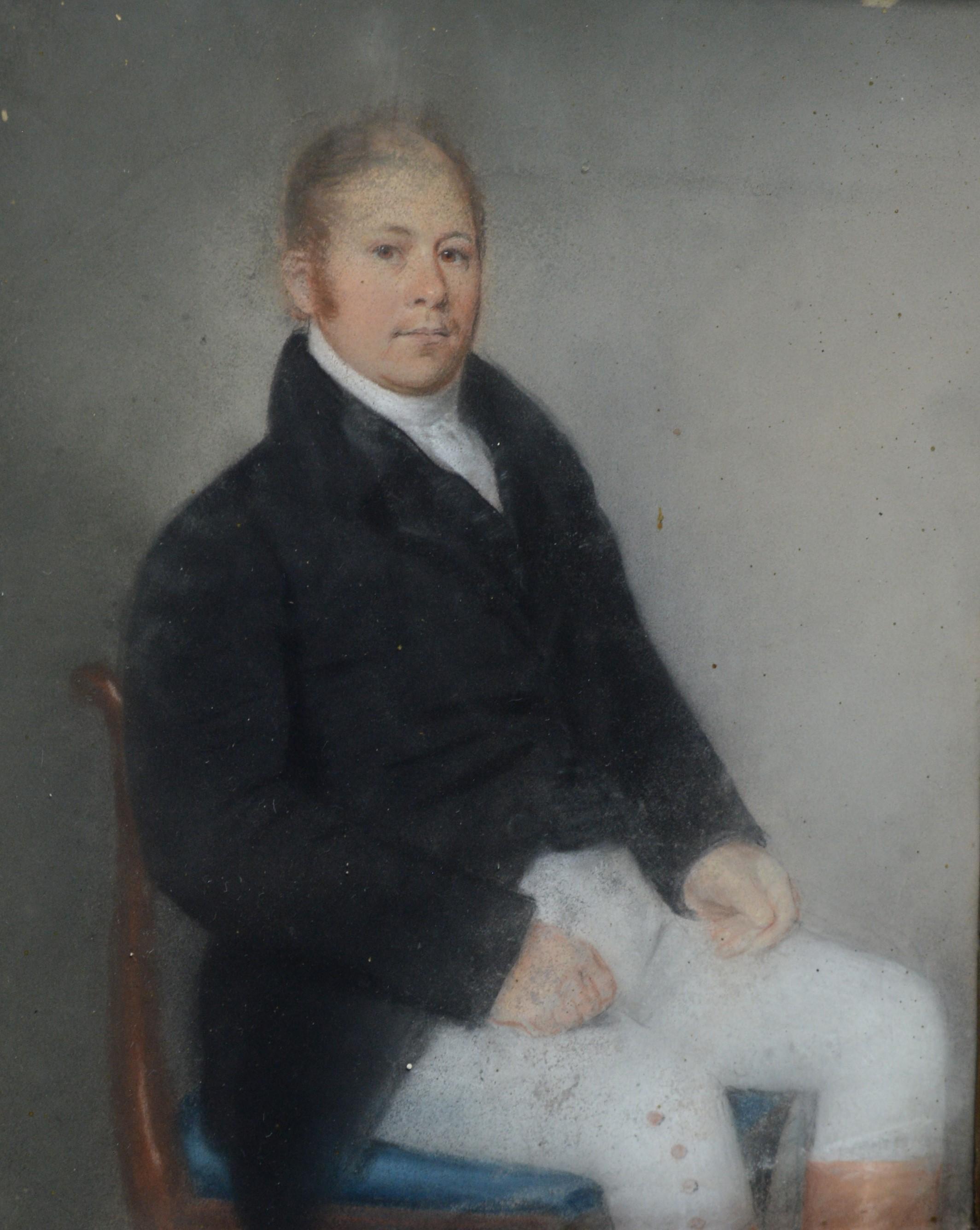 19th C British School - watercolour. - Image 2 of 3