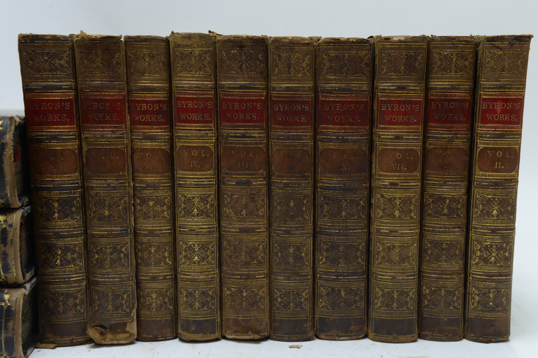 Brockedon (W.), and Lord Byron. - Image 2 of 5