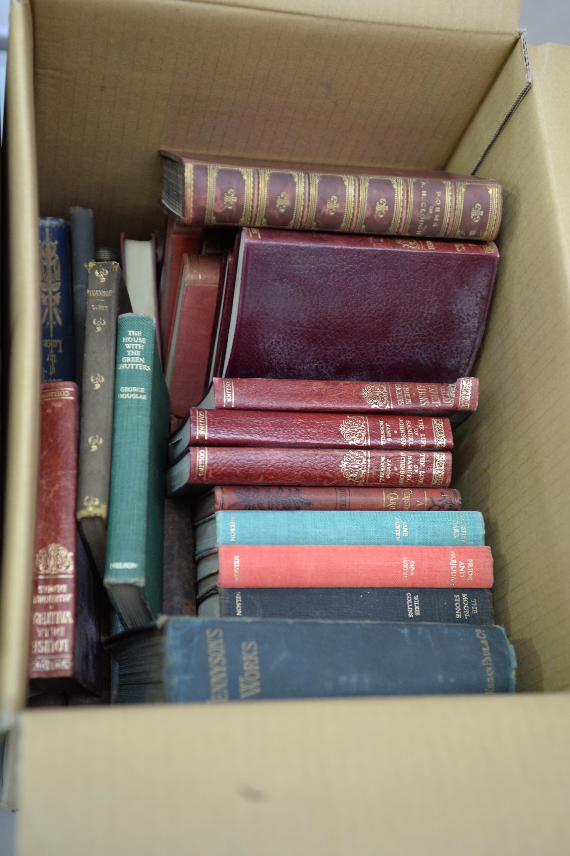 General Literature, novels, classics and poetry, various authors. - Image 3 of 4