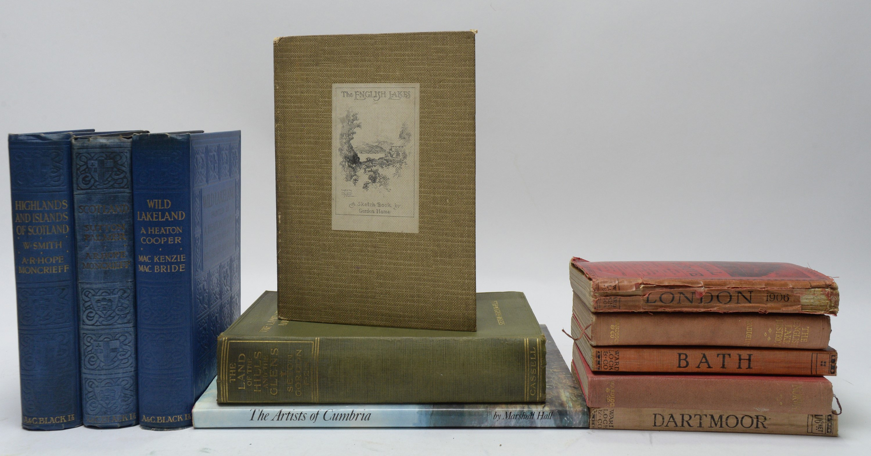 Baddeley (M.J.B.) and other Authors. - Image 4 of 4
