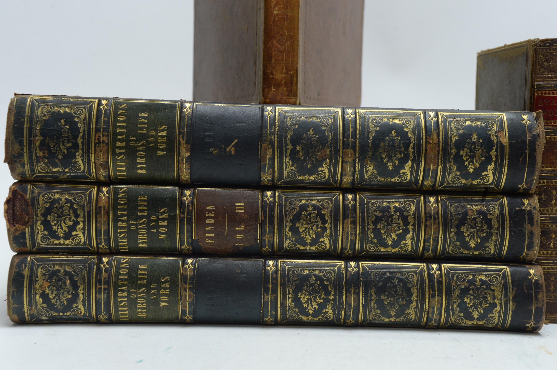 Brockedon (W.), and Lord Byron. - Image 3 of 5