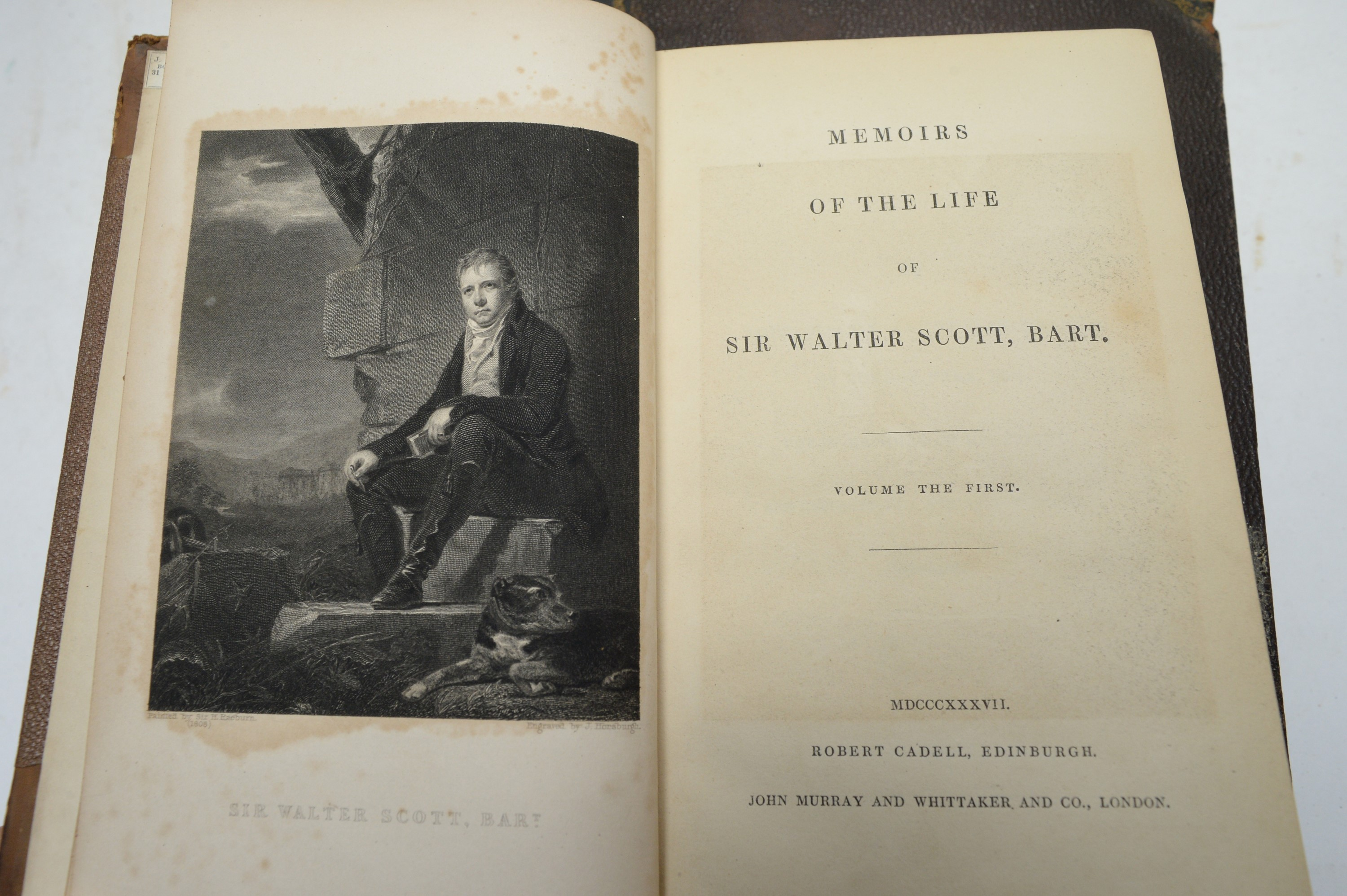 Wright (Thomas) and other Authors. - Image 4 of 4