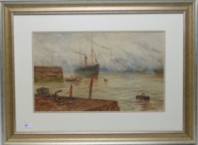 Arthur Ernest Maugham - watercolour.