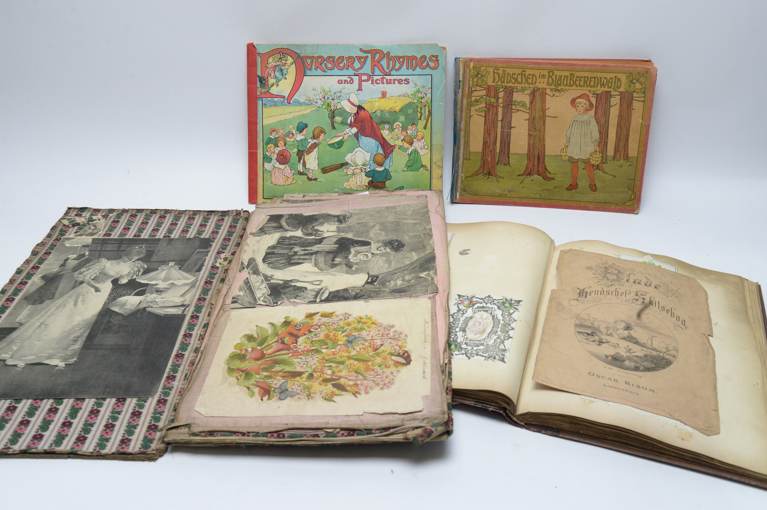 Nister (Ernest) and other Authors; and miscellaneous items. - Image 2 of 6