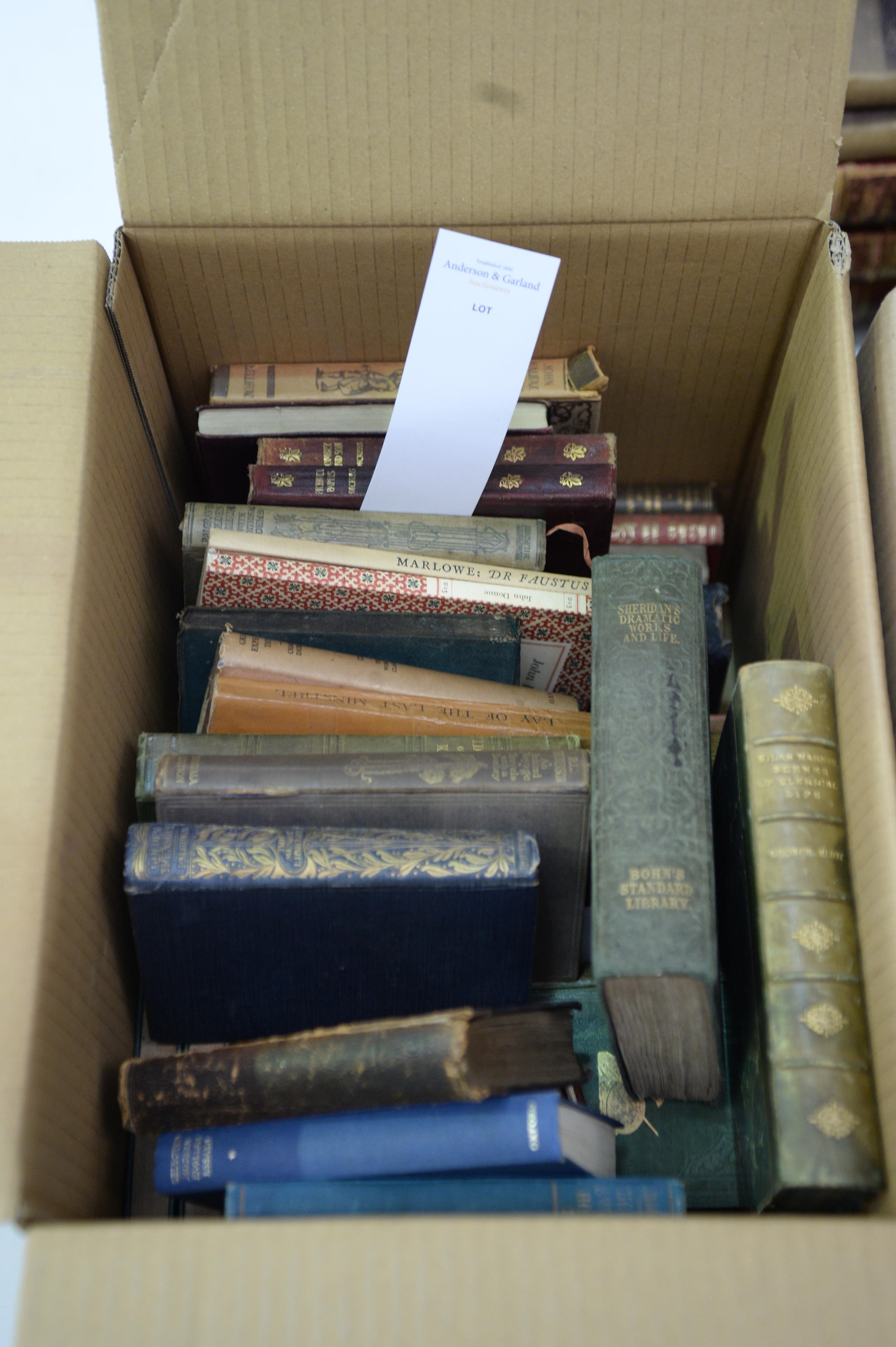 General Literature, novels, classics and poetry, various authors. - Image 2 of 4