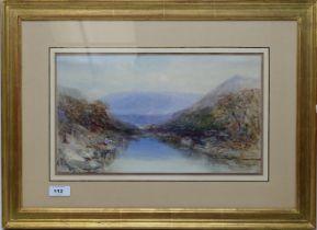 John Skinner Prout - watercolour.