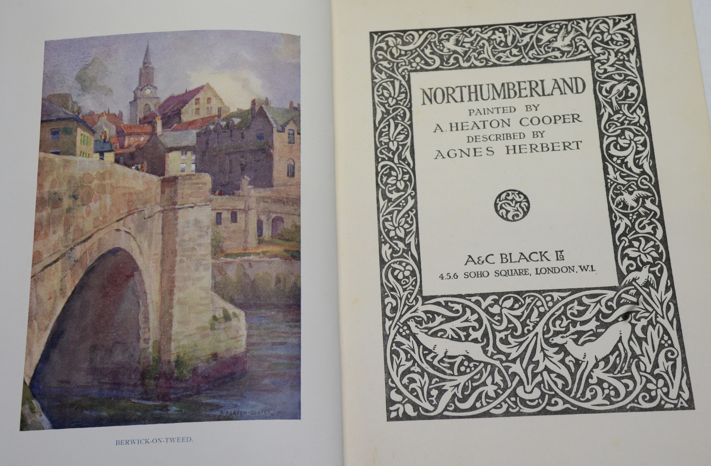Knowles (W.H.) and Boyle (J.R.) and other Authors on Northumbrian interest. - Image 3 of 4