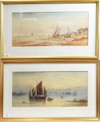 Thomas Mortimer - Pair of Chromolithographs