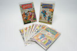 Adventure Comics by DC.