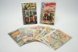 Super DC Giant Comics.