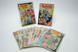 Action Comics by DC.