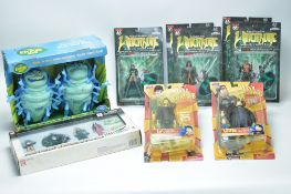 Witchblade & other fantasy figurines