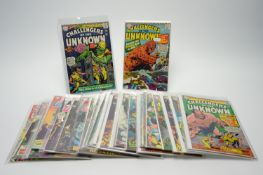 Challengers of the Unknown by DC.