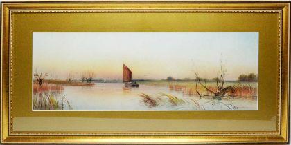 Garman Morris - watercolour