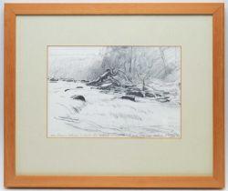 John Peace - drawing