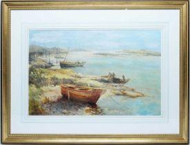 Charles William Adderton - watercolour