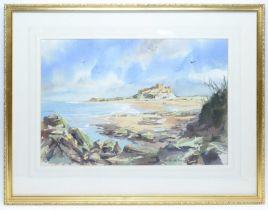 Ronald Moore - watercolour
