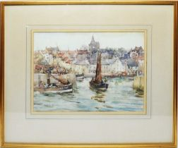 Andrew A. Gamley R.S.W - watercolour