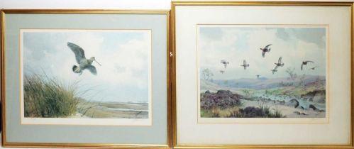 John Cyril Harrison - colour prints