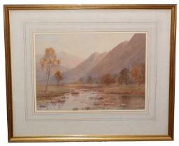 Edward Arden (Edward Tucker, jnr.) - watercolour.