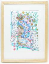 Judy Hurst - drawing