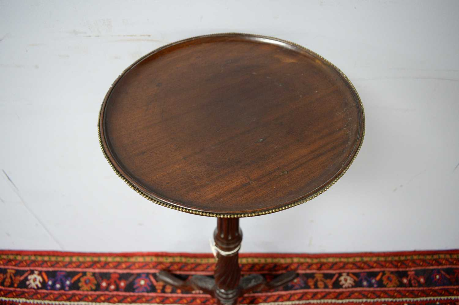 20th C George III style jardiniere stand. - Image 4 of 5